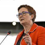 Birgit Sippel im Plenum – April 2015