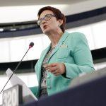 Birgit Sippel im Plenum – Mai 2015