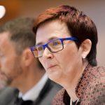 Birgit als S&D-LIBE-Koordinatorin 6