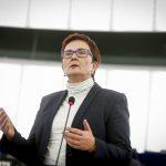 Birgit Sippel im Plenum – Oktober 2016