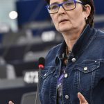 Birgit Sippel im Plenum – April 2017