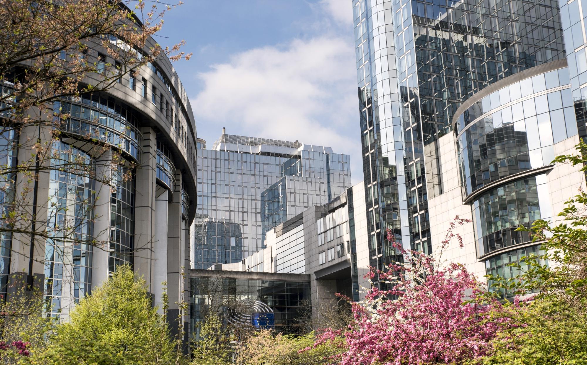 Europäisches Parlament Brüssel
