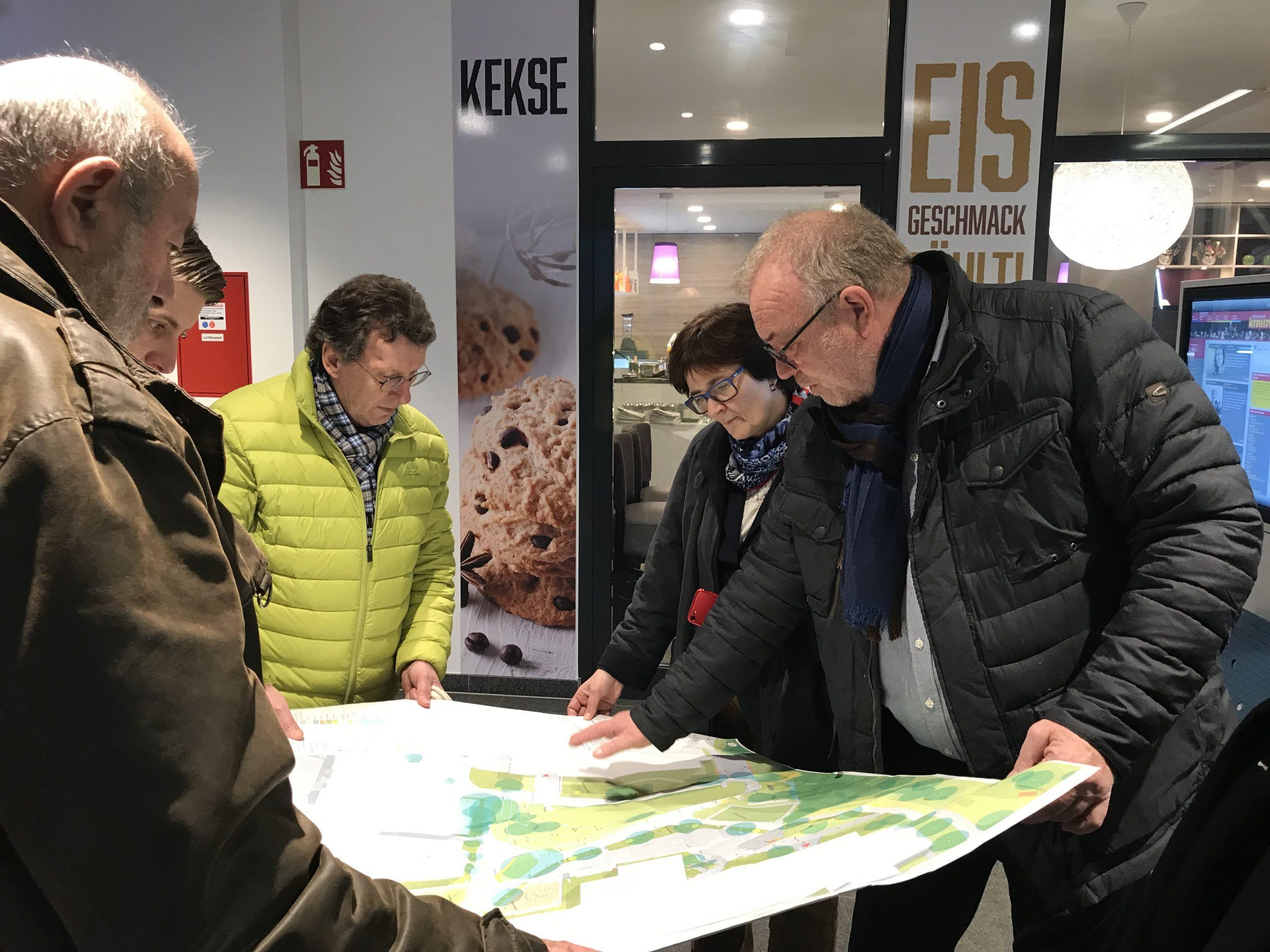 Birgit Sippel zu Besuch in Kreuztal